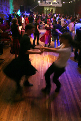 Scottish traditional dancing: Ceilidh