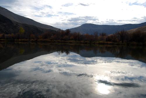 89-Roza Yakima River Sun