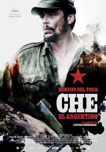 「切格瓦拉-阿根廷人」電影海報