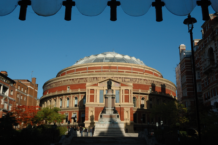 Royal Albert Hall :: Click for Previous