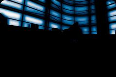 Silhouette Study X (photonburst) Tags: sf sanfrancisco california ca light shadow wallpaper usa black geometric beautiful lines silhouette america wow amazing darkness unitedstates unitedstatesofamerica center clean study adobe bayarea moscone westcoast pst compelling lightroom aesthetic citybythebay pleasing sfca d2xs max2008 photonburst gmt0800 3737n 12223w