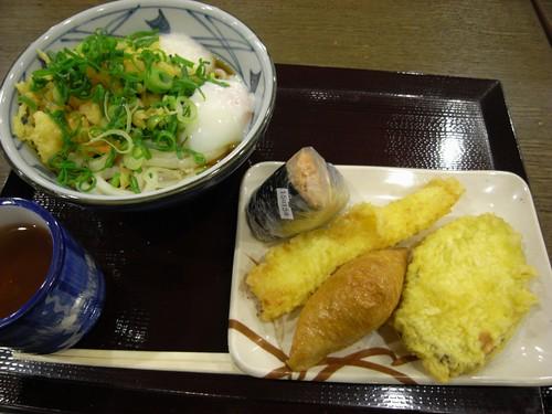 セルフうどん『丸亀製麺』(橿原店)-08