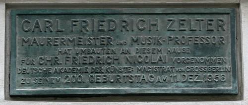 Carl Friedrich Zelter