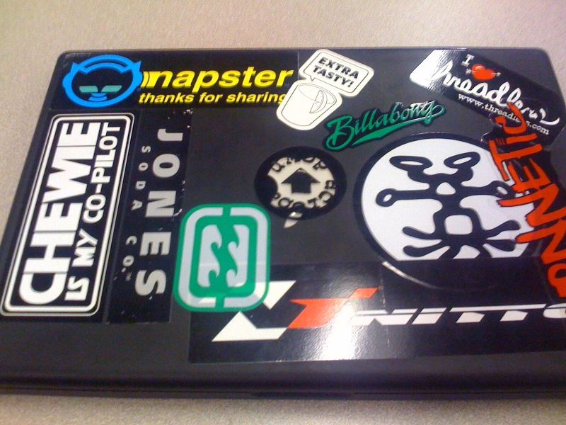 My Macbook Stickers