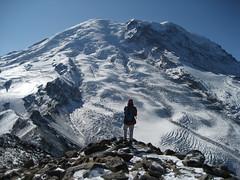 Pure Beauty (Coop Photography) Tags: mountain snow beautiful washington october glacier mtrainier burroughsmountain flickrific colorphotoaward flickrestrellas internationalflickrawards