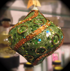 Ornament for sale at the Three Brothers gift shop on Beacon Avenue. Photo by Wendi.