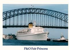 P&O Fair Princess