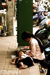 Hush Little Baby, Don't You Cry... (lynhdan) Tags: poverty thailand pattaya theunforgettablepictures earthasia lynhdan lynhdann