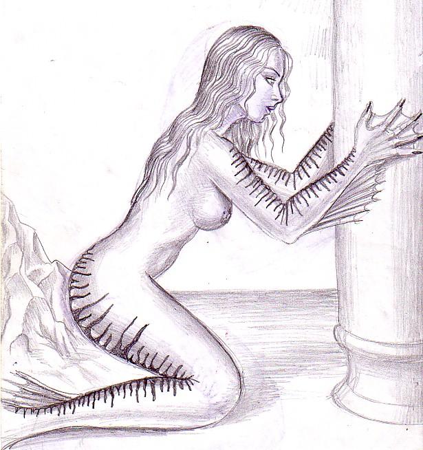 Sirena cu coloana