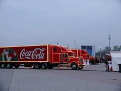 Coca-Cola-Truck's