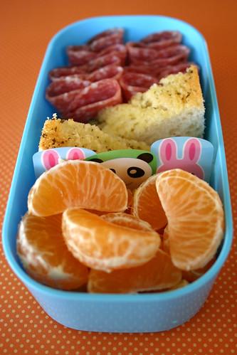 Preschooler Bento #116: December 11, 2008
