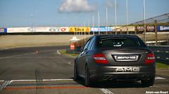 Mercedes C63 AMG (Adam van Noort) Tags: sexy adam car speed training canon eos mercedes drive driving c fast 63 5d 28 van 55 circuit 70200 zandvoort drifts f28 ef amg drift laps slk carspotting noort adamvannoort