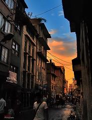 new-neple-001 (SQSUN2008) Tags: travel nepal sky sunrise landscape temple colorful poetry god would natinal  kathmadu nepla spriing mdal earthasia