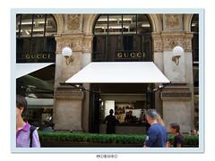 Gucci + gucci Cafe () Tags: milano miln
