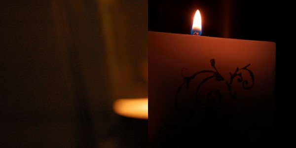 candle night