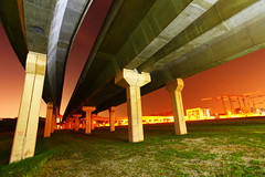 Stunning urban jungle (... Arjun) Tags: city longexposure bridge light shadow urban 15fav texture beautiful night 1025fav 510fav forest train canon dark spectacular outside outdoors town amazing singapore asia mess track glow iso400 gorgeous radiance tracks illumination dramatic surreal wideangle 100v10f noflash beam 2550fav jungle punggol stunning tropical maze late innercity f56 striking 2008 tangle brightness metropolitan municipal remarkable 30seconds surprising dazzling eyecatching astonishing gothamcity muddle luminosity leadinglines startling 17mm builtup cruelworld bluelist survivalgame punggolmrt canoneos5dmarkii canonef1740mmf4lisusm 5dmarkii harshworld ruthlesssituation cutthroatworld