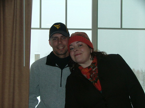 Us, Jackson, December 2008