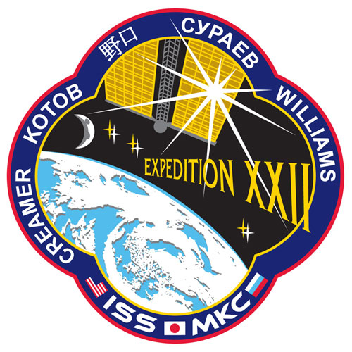 EXPEDITION 22 / Le patch de la mission 3129506438_e344b03727_o