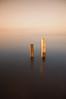 Reflection (Khaled A.K) Tags: wood sea seascape reflection water reflections wooden sticks nikon sa jeddah saudiarabia khaled waterscape ksa d300 saudia jiddah kashkari omluj umluj
