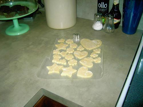 Lemon Zest Sugar Cookies