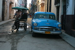 old car, habana viaje