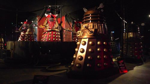 2008 Review: Darleks at Doctor Who