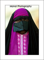 Bahraini Women (Manal Photography) Tags: portrait bahrain women faces hijab nikond70s burqa bahraini manal tradetional