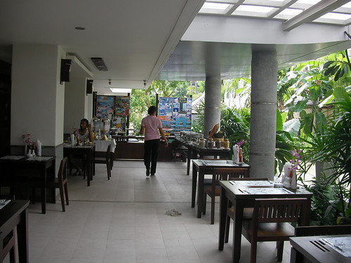 koh samui Evergreen resort -restaurant