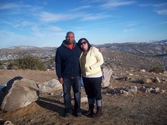 jesse and me at keys view