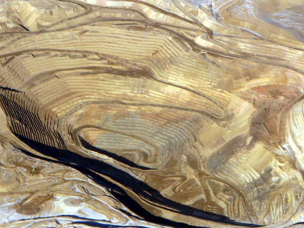 Round Mountain gold mine