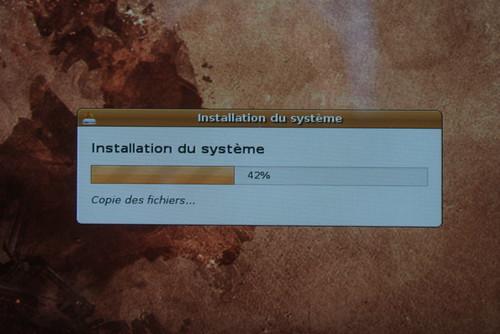 Ca y est on se met à Linux ...