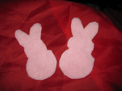 bunny pieces