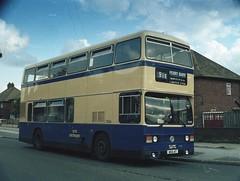 Leyland Titan 7004, Pheasey 1979 (Walsall1955) Tags: bus buses 91 parkroyal 7004 leylandtitan pheasey wmpte 91e leylandtitanb15 leylandb15 wda4t westmidlasndspte