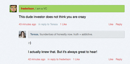 This dude investor does not think you are crazy