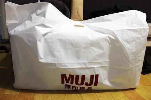 MUJI Plastic Bag