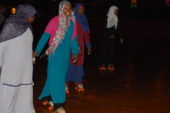 2011 Ladies Camp (shadowgirl08) Tags: ladies camp truth muslim lies hijab azza sheikhgilani christianactionnetwork