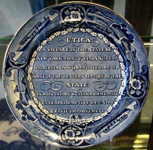 Utica Plate