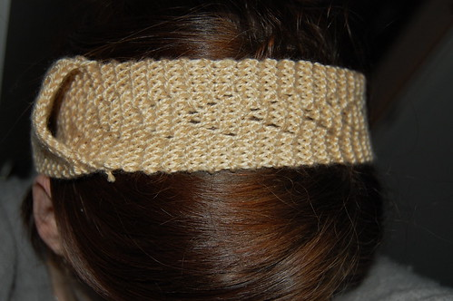 Stash Headband finished!