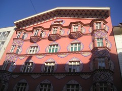 El arte en la aruitectura (doisemum) Tags: slovenia eslovenia lubljana