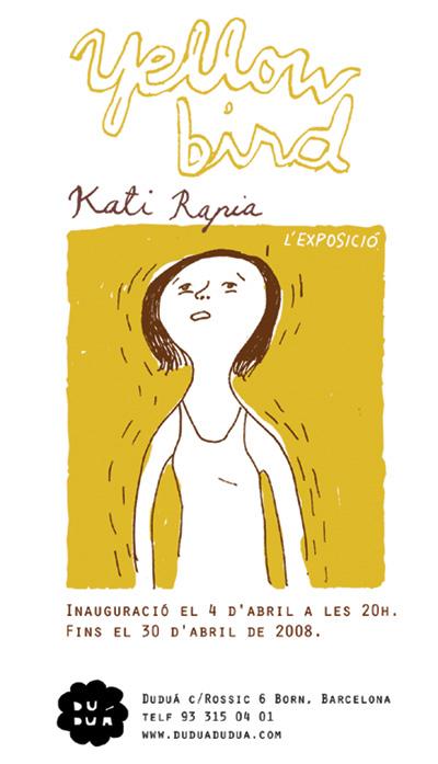 Kati Rapia en Duduá
