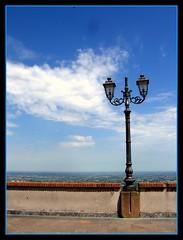 Terrazzo della Romagna (Skiwalker79) Tags: italy italia belvedere lampione terrazzo romagna bertinoro terrazzodellaromagna