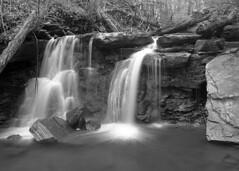 (CiceroGuy) Tags: bw 120 mamiya film waterfall tmax hc110 55mm epson v500 m645