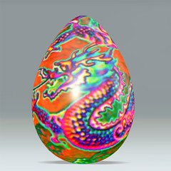 Dragon egg Drachen Ei (Marco Braun) Tags: dragon egg dragons colored coloured farbig bunt ei draco drache oeuf drachen easteregg dumpr multichrome couleures drkon   drakn