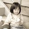 DSC_1983 (YENTHEN) Tags: bw smile nikon child 1750 naive tamron 黑白 inocent d80 1750mm yenthen