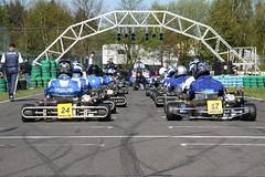 Kart Racing (madmaharaja) Tags: speed frankfurt racing kart rennen gokart fahren hahn impuls gokar