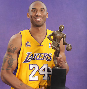 Kobe Bryant MVP by JCz28.
