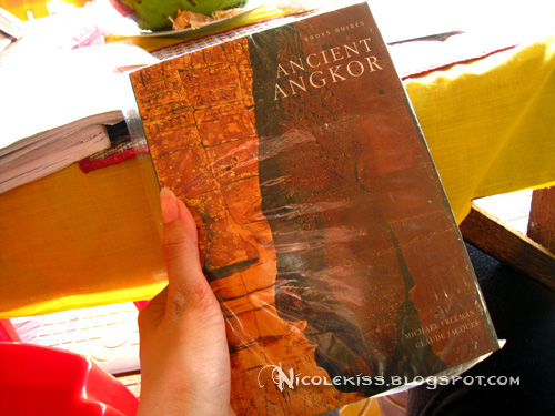 ancient angkor book