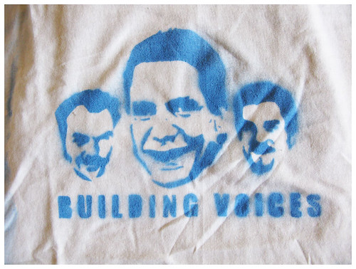 ArtWorks | Building Voices | The Building Voices Crew! by www.richardcawood.com