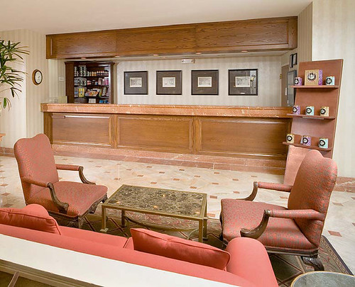 Doubletree Hotel Chicago - Wood Dale/Itasca (DuPage County, IL)