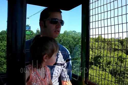 Bronx Zoo Skytram